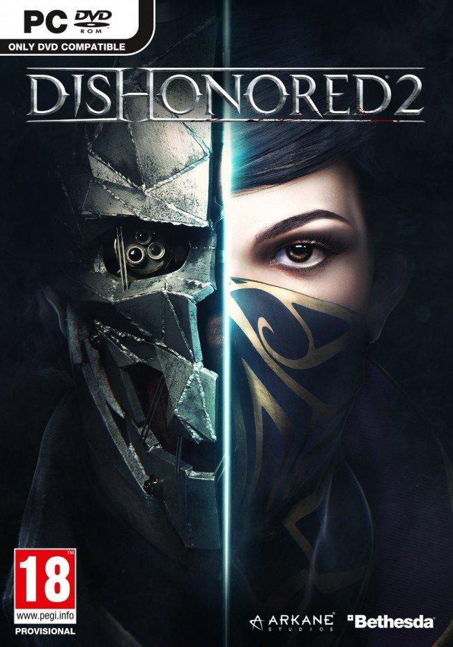 Dishonored 2 (PC) - £8.99 @ cdkeys