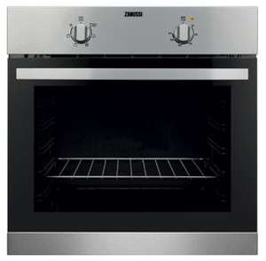 Zanussi Electric Oven ZZB10401XV Click and Collect at Wickes for £96.90