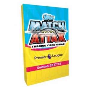 Match Attax 2018-2018 Advent Calendar at Chaos Cards for £15.15