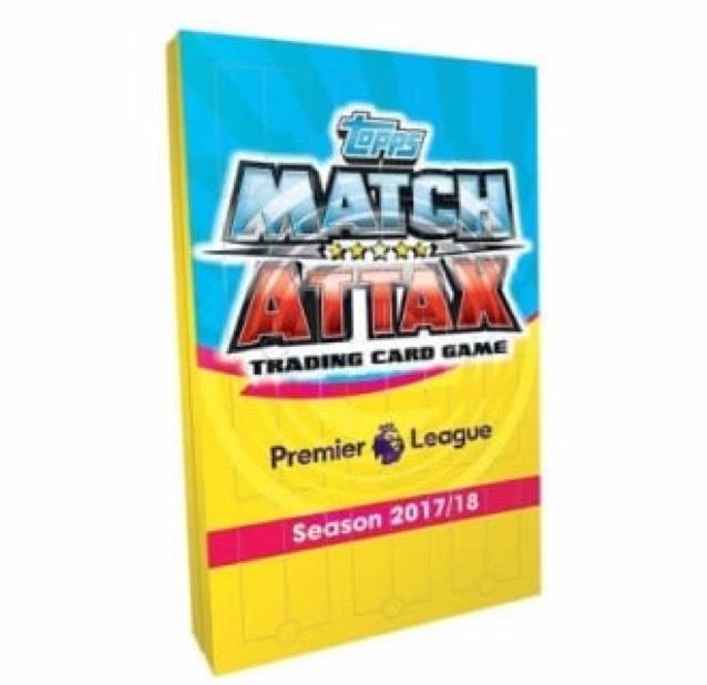Match Attax 2018-2018 Advent Calendar at Chaos Cards for £15.15