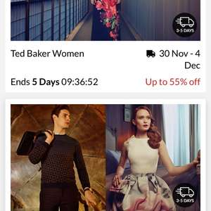 Ted Baker Sale @ Brand Alley