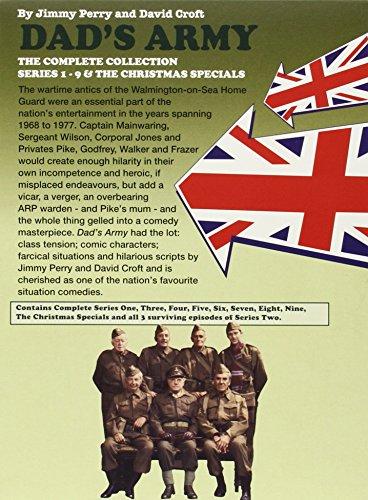 Dad's Army Complete Box set - Amazon Prime £13.50 (£15.49 non-Prime)