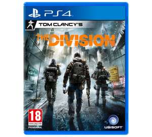 The Division PS4 & Xbox. Brand new. £8.49 @ Argos