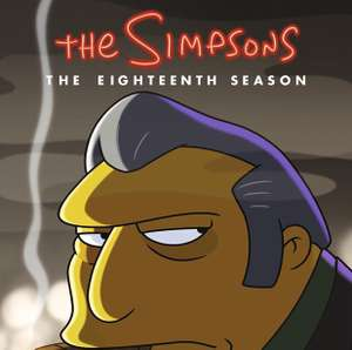 The Simpsons Complete 18th Season DVD (pre-order) £19.99 (Prime) @ Amazon & HMV