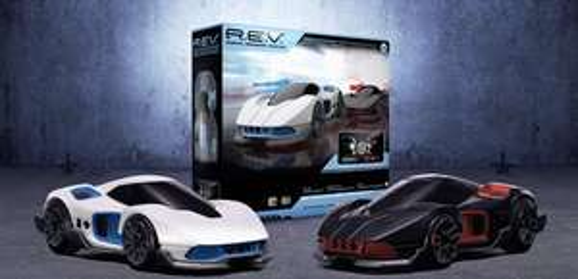 Wowwee R E V robotic cars £29.99 @ Smyths