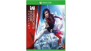 Mirrors Edge Catalyst (Xbox one) at MS for £7.99
