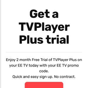2 Months Free TV PLAYER