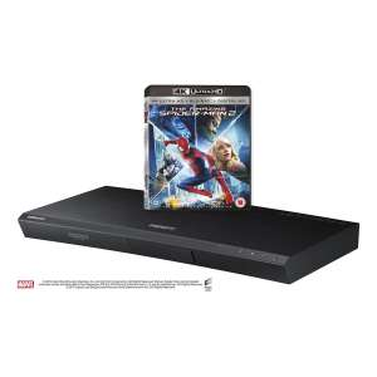 Samsung UBDK8500 4k UHD Blu-ray player at Hughes. £132