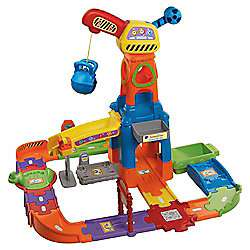 VTech Toot-Toot Drivers Construction Site - HALF PRICE - Only £20 @ Tesco Direct