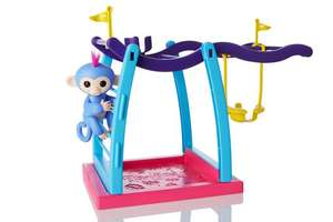 Fingerlings - Playset with Monkey £39.94 @ Coolshop