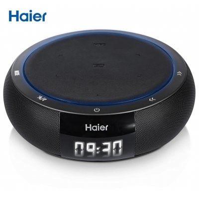 Haier Bluetooth Speaker Qi Wireless Charging Pad HiFi Stereo - Gearbest EU £15.20 @ Gearbest