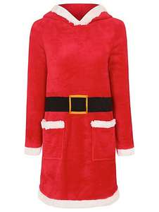 Get in the Christmas spirit with this Mrs Claus Christmas Nightdress £12 @ asda free c&c
