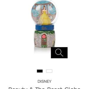 M&S beauty and the beast globe bubble bath reduced half price £4.25