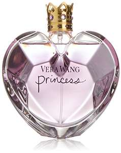 Vera Wang Princess Eau de Toilette for Women, 100ml for £20 at AMAZON