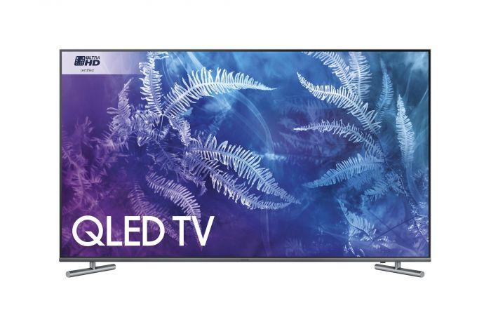 Samsung QE55Q6F 55 inch 4K Ultra HD Premium HDR 1000 Smart QLED TV TVPlus £999 - Richer Sounds