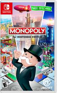 Monopoly Switch £14.98 + £2.95 Del - Toys R Us