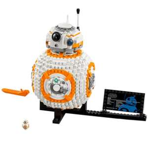 Lego BB8 75187 £59.99 Delivered/collection with code at Toys R Us