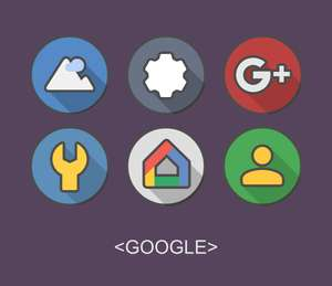 Ortus icon pack - free @ Google play