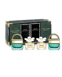 Marc Jacobs Decadence & Daisy Mini Parfum Set @ Amazon £29.75