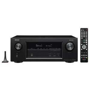 Denon AVR-X3400H 7.2 AV Surround Receiver - £629.10 at superfi