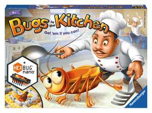 Bugs In The Kitchen - further reduction now £12.71 Prime £16.70 Non Prime @ Amazon
