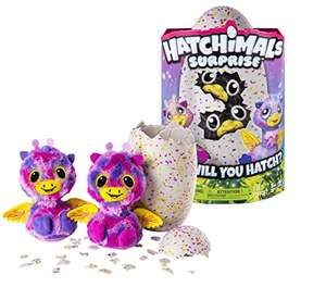 Hatchimals Surprise Twins Playset £49.99 @ Amazon