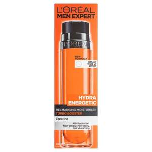 L'Oreal Men Expert X-Treme Moisturiser 50Ml - £5.50  @ Tesco online and in store