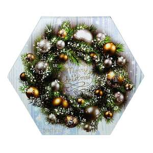 Technic Bauble Wreath Cosmetic Advent Calendar £8.39 + Free Next Day Delivery at  Justmylook