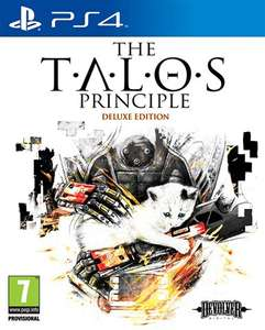 T.A.L.O.S Principle Deluxe Edition (PS4) £15 @ CeX (+£1.50 Delivery)