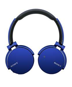 Sony EXTRA BASS XB650BT Wireless Over Ear Headphones - £53.99 @ Amazon