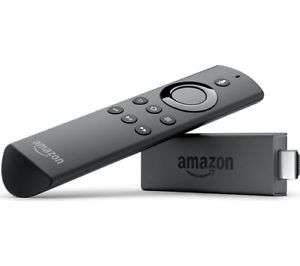 Amazon Fire TV Stick with Alexa Remote - £24.99 - eBay/CurrysPCWorld