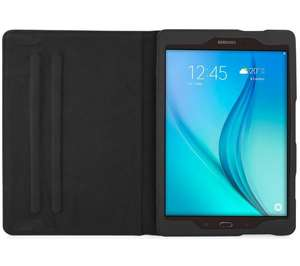 "LOGIK Samsung Galaxy Tab A 9.7"" Starter Kit (Case + stylus + screen protector) + 6 months warranty (Black) - £1.48 delivered with code @ Currys"
