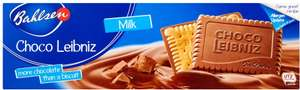 Bahlsen Choco Leibniz Biscuits (125g / 140g) now available on Mix and Match (The second pack Free) from £1.55 @ Waitrose (Deal valid INSTORE and ONLINE) until