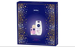 Nivea Pearly Skin Gift Pack - Add-On Item - £2.62 @ Amazon