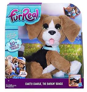 Furreal Chatty Charlie Barkin Beagle - Sold & Fulfilled by Amazon £30
