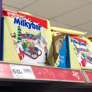 Milkybar Selection Box Small 64g 60p Wilko