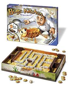 Bugs in the Kitchen - Now £12.71 for Non Prime @ Amazon