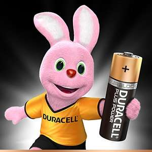 Duracell AA Alkaline Batteries, Pack of 12 £5.50 (Prime) £9.49 (Non Prime) @ Amazon
