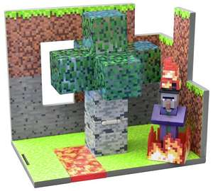 Minecraft Biome Playset £11.99 - Argos
