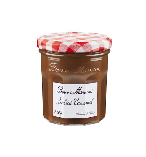 Bonne Maman Strawberry Conserve  & Salted Caramel Offer at Morrisons - £2 instore