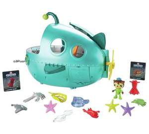 Octonauts midnight zone gup A - half price - £19.99 @  Argos