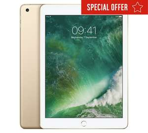 iPad 9.7 Inch Wi-Fi 32GB - Gold / Silver / Space grey £329 (Plus £10 Gift Voucher) @ Argos