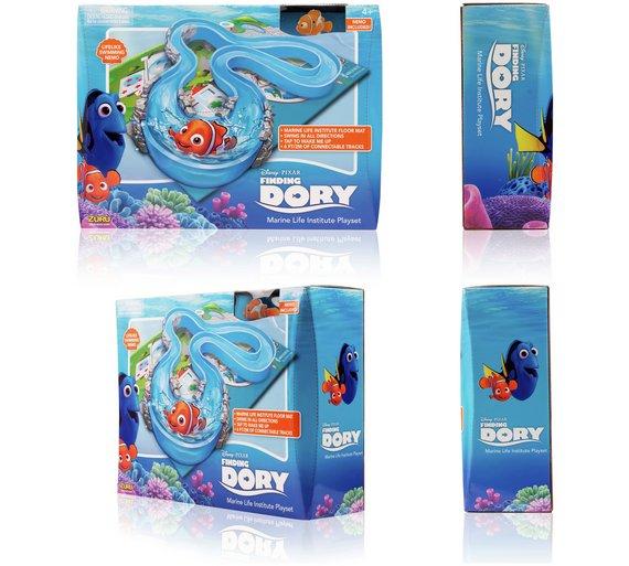 Robo Fish Finding Dory Underwater Playset £4.99 - Argos