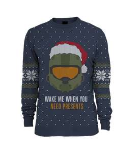 Christmas jumper lots more different styles - £17.86 + free delivery @ ShopTo