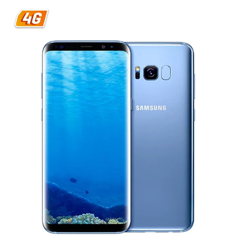 Samsung S8 64gb Coral Blue Vodafone £439.27  @ amazon.it