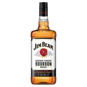 Jim Beam Kentucky Straight Bourbon Whiskey 1L  £17 (UPDATE - now £16) @ Asda
