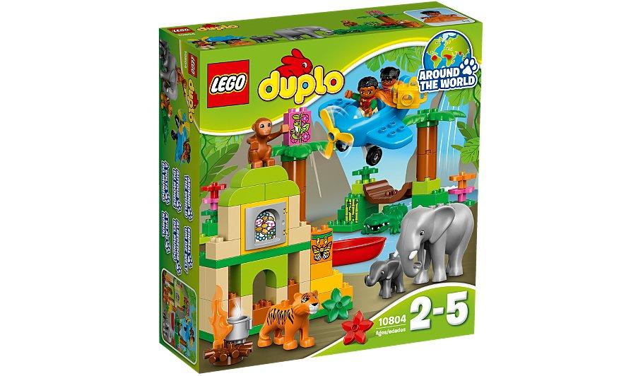 Lego Duplo Jungle - 10804 - £18 at Asda