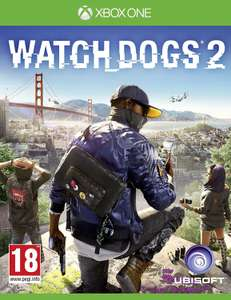 Watch Dogs 2 Xbox one £14.99 (Prime / £16.98 non Prime) - Amazon
