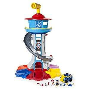 Paw patrol my size lookout tower - £75 @ Tesco - in-store only