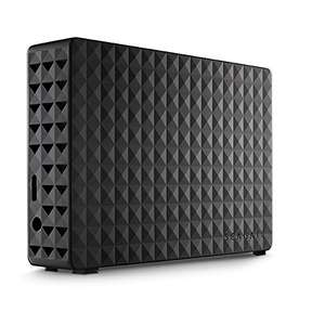 Seagate 8TB Desktop External Hard Drive USB 3.0 (STEB8000100) - £162.79 @ Amazon US